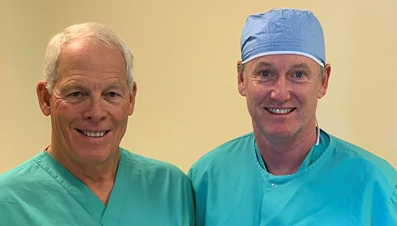 Dr. Stephen M. Howell recognized in Germany for innovation in total knee replacement.